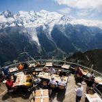 Restaurant Le Panoramique, Chamonix, Francia
