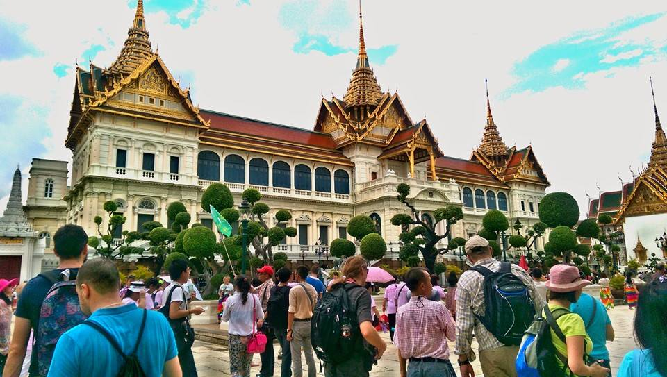 king palace Bangkok
