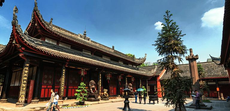 wenshu-monastery-head
