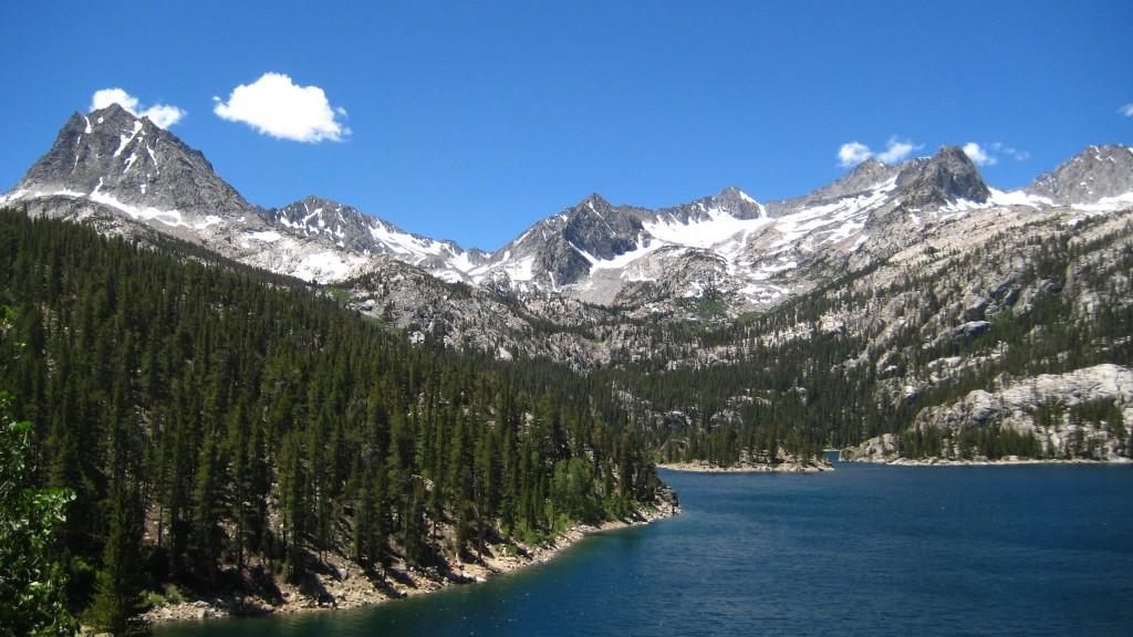Mt. Hurd, Sierra Nevadas