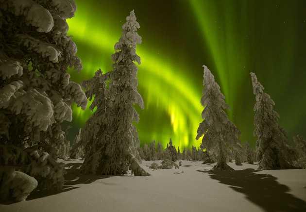 aurora boreale dove e quando vederla