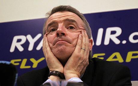 Belgium EU Ryanair