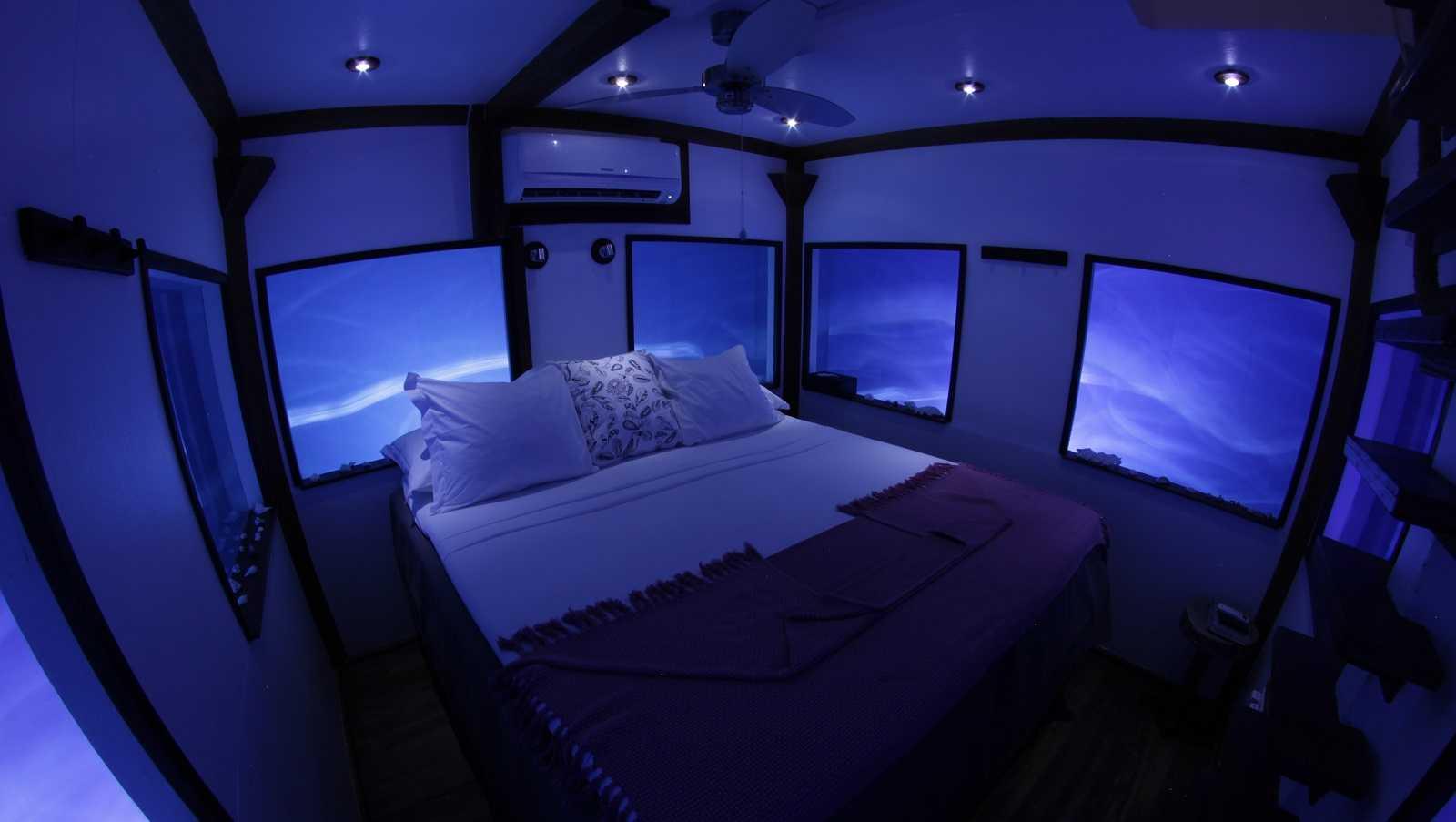 Camere Dalbergo Più Belle Del Mondo : Il resort a zanzibar che ha la camera da letto sott acqua mondo