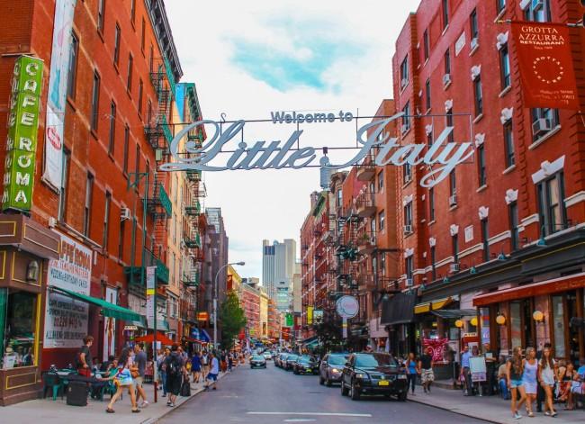 Gli americani come vedono gli italiani il video del new for Appartamenti vacanze new york city manhattan