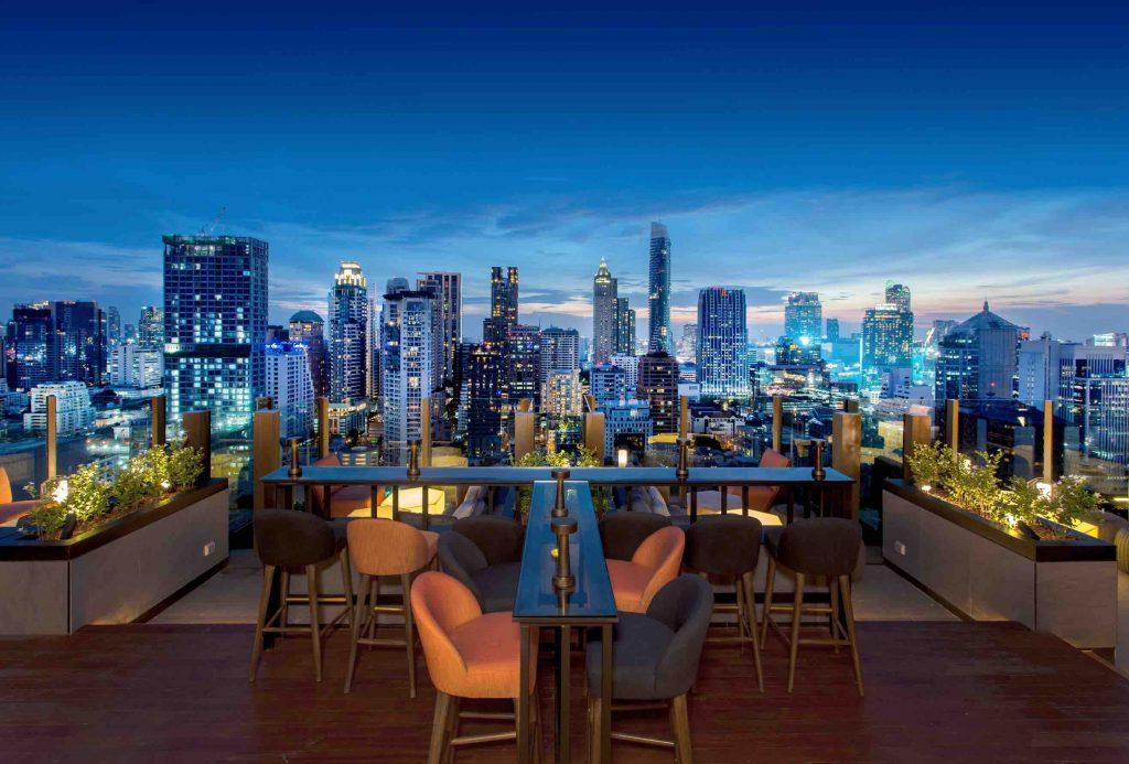 bar panoramici bangkok