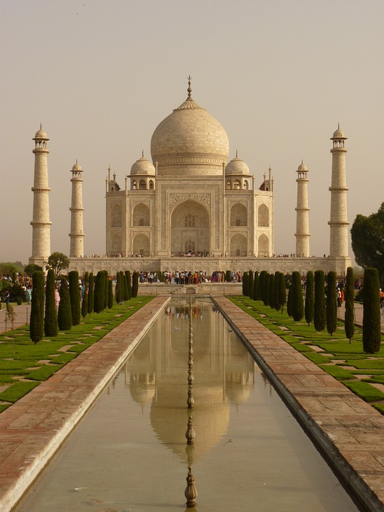 viaggio Dall'Italia all'India
