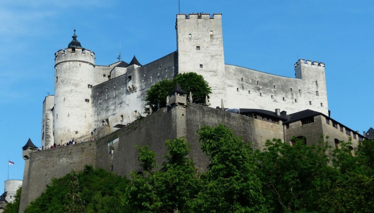 Fortezza Salisburgo
