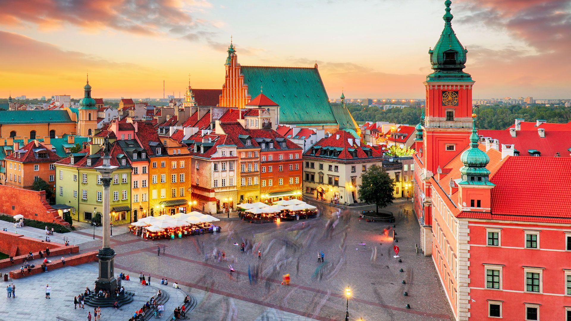 I 5 posti migliori da visitare in Polonia | Mondo Aeroporto